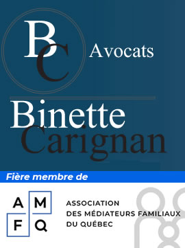 Binette Carignan Avocats