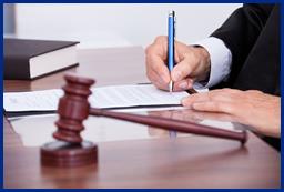 Conférence de règlement à l'amiable avec un juge